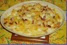 Chili con carne ; Tartiflette