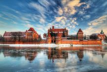 Zamki i palace w Polsce / Castles & palaces in Poland