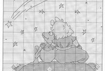 Cross stitches / Creatief met de borduurnaald
