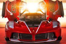 Ferrari FXXK/ Evo