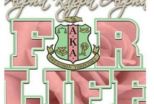 Alpha Kappa Alpha Sorority~  AKA / I am Alpha Kappa Alpha Sorority, Incorporated! / by Twanna Fennell