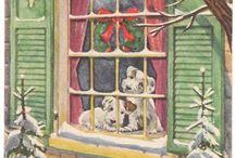 Christmas printables / by Debra Ruffing
