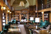 Dartmouth Library Photos