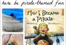 PreK: Pirates