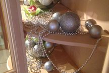 New Year and Christmas decorations / Decor for New Year and Christmas parties