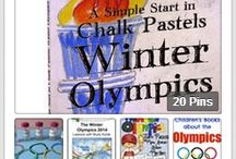 Homeschool: Unit Study Winter Olympics 2014