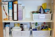 OCD Cleaning and Organizing / by Holly Metesh