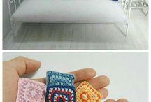 crochet barbie stuff