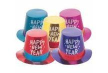 Nyårsfest / Kalas och dekorationer för nyårsfesten