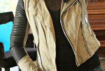 Jackets, Coats & Blazers, oh my!