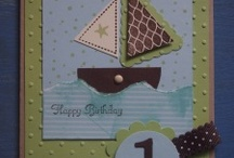 Pennant Parade stamp set / by Linda Lafreniere