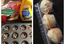 Easy weekday breakfast
