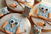 Galletas Decoradas / Decoración de galletas con glasa y fondant