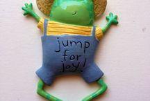 Frogs / by Joan Barnes