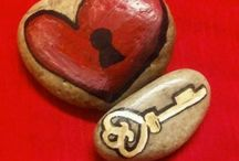 Craft - Painted Rocks