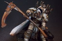 Forge World Characters