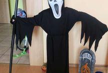 Dušicky, Halloween, Karneval