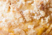 Recipes -- muffins, scones, quick bread