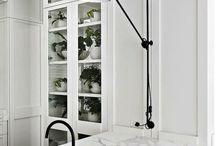 home decor: modern kitchens