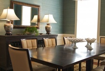 Home: Dining Room / by Berit Morse