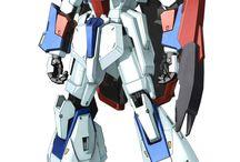 Anime-Real Robot
