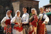 Viselet - macedón