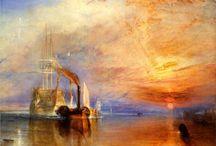J M W Turner / English Landscape artist (1775-1881)