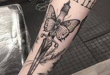 Oliver tatoveringa design