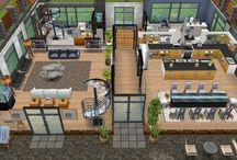 sims freeplay house ideas