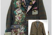 Sweater and jacket ideas / Upcycled