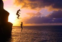 Sunsets / Hawaii sunsets.
