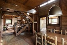 Rustic contemporary / by Hoko Karnegis
