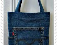 recycle jeans projects