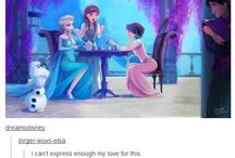disney movies crossovers