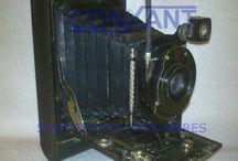Camares de fotografia de 1920 - 1930 / Cameres de fotografia dels anys compresos entre 1920 fins al 1930.