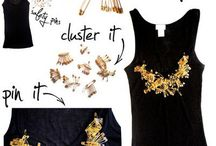 DIY Clothes/Sewing and Stuff / by Jasmine Lettau
