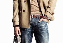 Men's fall fashions / Nice casual fall looks for men!