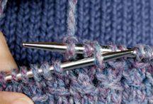 Tricots ,crochet / Tricots ,crochet,