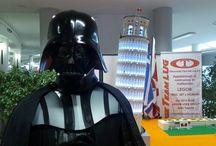 PBA2016 PisaBrickArt 2016 Revolution / Esposizione di costruzioni in mattoncini LEGO® approfondimenti Scientifici Didattici Artistici Tecnici Storici by OrangeTeam LUG pisabrickart.it