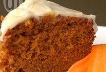 Gâteaux À La Carotte