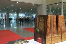 Kronopol na Moskiewskich Targach Mosbuild i Buildex 2013 / Na początku kwietnia mieliśmy okazję zaprezentować najnowszą kolekcję paneli podłogowych na targach w Moskwie :) Bardzo nas cieszy, że kolekcja została entuzjastycznie przyjęta i cieszyła się wielkim zainteresowaniem!