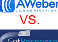 Affiliate auto responders / Auto responders tools like Aweber and Getresponse can do many jobs for your affiliate website like: Mailing list with ability to full control of sending messages on prescheduled time