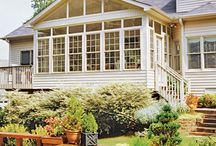 Sunroom / by Donna Hill