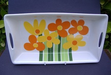 Scandinavian design and colour  / Beautiful china and furniture to want and have
