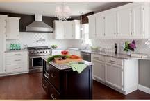 Home: Kitchen / by Stephanie Craig