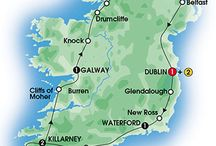 9 Day Irish Adventure Tour / We've got space booked with CIE Tours International for a 9 Day Irish Adventure Tour, August 4, 2014 through August 12, 2014.  Come with us!  Email bryan@picturerockstravel.com for more information!