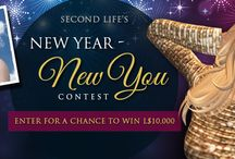 Second Life New Year New You Contest 2013/2014