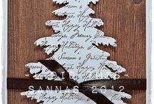 Kortteja jouluun