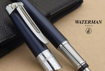 a love of fountain pens & rollerballs / by Rl Schultz