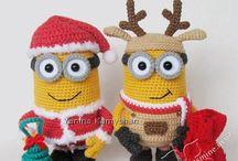編みぐるみ(Costume knitting)